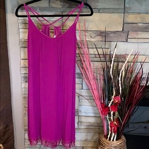 Maurices purple summer dress 🌸